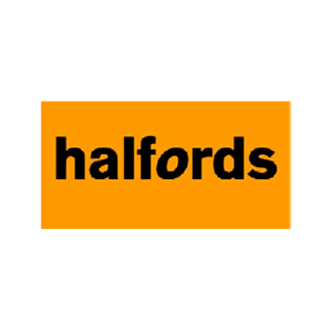 The Halfords logo