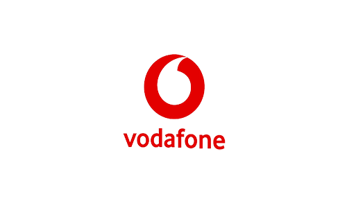 The Vodafone logo